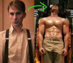 How Chris Evans Got Ripped In Less Than 4 Weeks For Captain America Movies We expose the truth behind a ground-breaking pill combo that has many Hollywood trainers furious. Studies have revealed it boosts testosterone and muscle growth by up to 200%, Melts away fat and skyrockets your energy levels. With such overwhelming evidence and media mention, the question is not whether the pills work, but whether it should be legal. For the past few months our readers have been going crazy over two…