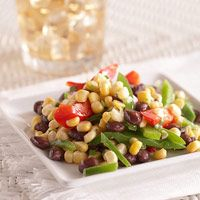 Spicy Corn Salad - good for a side dish with meat on the grill
