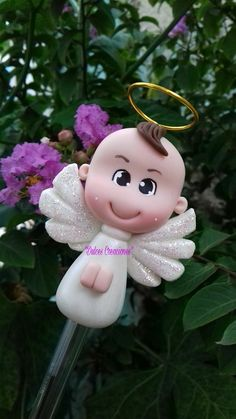 Polymer Clay People, Polymer Clay Figures, Fondant Figures, Polymer Clay Crafts, Foam Crafts, Diy And Crafts, Pen Toppers, Salt Dough Crafts, Cake Decorating With Fondant