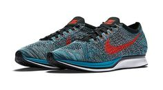 Official images for the new Nike Flyknit Racer Fire & Ice. Coming 25th March.  http://ift.tt/1MjuwQP