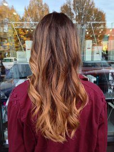 Modern Blonding   #ombré & #balayage mix #haircolor #hair #beautiful #oribe #b&b  #stanparentesalons by #antonsloboda