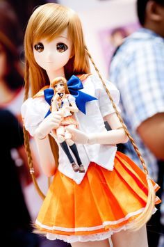 Mirai Suenaga Smart Doll by Etherien