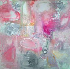 "Saatchi Art Artist Trixie Pitts; Painting, ""Open Heart "" #art"