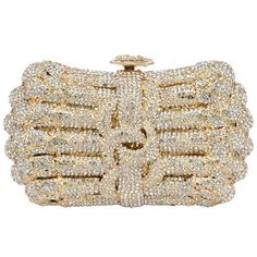 Silver Evening bags for women fashion brand designer Handcraft day clutch  bags new party crystal handbags clutches purse SC171 4b6bd66acd13