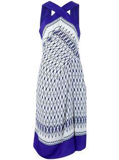 Alberta Ferretti Sleeveless Dress - Spk - farfetch.com