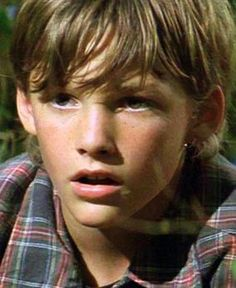 Brad Renfro in the movie 'The Client' ..I loved the character he played