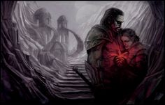 TES: Crimson Nirnroot by coupleofkooks.deviantart.com on @DeviantArt