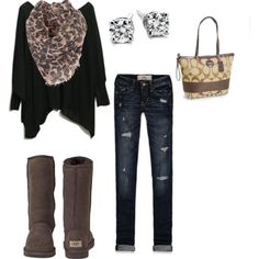 my type of outfit!