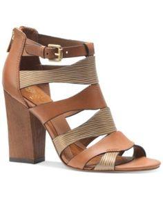 7a1bbb792de8 Isola Carlota Dress Sandals Leather High Heels