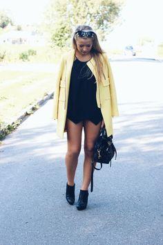 shorts sheinside topp bikbok jakke zara veske mulberry solbriller lindexHva synes dere? ♥ ...