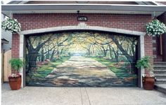 Unusual Unique Garage Doors 7