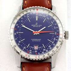 New Old Stock Breitling Watch From The Joseph Iten Collection