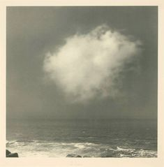 The dull daylight of unchanging grey skies © Gerhard Richter Gerhard Richter, Moma, Science And Nature, White Photography, Inspiring Photography, Landscape Paintings, Contemporary Paintings, Clouds, Fine Art