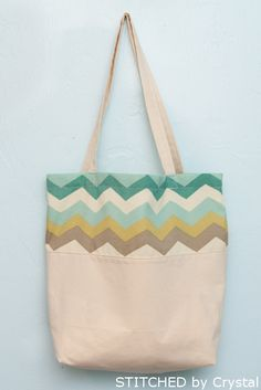 Cute chevron color b