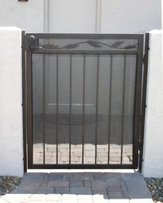 1000 Images About Wrought Iron Gates On Pinterest Gates
