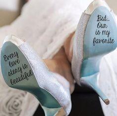 Wedding Shoe Decal, Custom Wedding Shoe Decal, Wedding Decorations, Shoe Decal