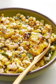 """Elote Salad 
