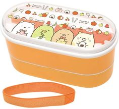 Sumikko Gurashi 2 Tire Bento Box w/ Chopsticks and Elastic Band (Food) $14.00 http://thingsfromjapan.net/sumikko-gurashi-2-tire-bento-box-w-chopsticks-and-elastic-band-food/ #sumikko gurashi #bento box #san x product #kawaii