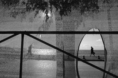 Henri Cartier-Bresson e sua Leica.