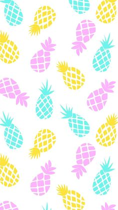 59 Ideas for wall paper iphone pineapple desktop wallpapers Iphone Wallpaper Yellow, Cute Wallpaper For Phone, Summer Wallpaper, Cute Wallpaper Backgrounds, Pretty Wallpapers, Colorful Wallpaper, Desktop Wallpapers, Pineapple Backgrounds, Pineapple Wallpaper