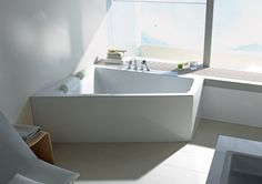 BagnoIdea.com - Vasca da bagno angolare Paiova - Vasche da bagno Duravit