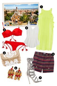 1000 Images About Outfits For A Trip To Spain On