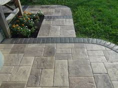 Stamped Concrete Tri-State Bomanite Cincinnati, OH