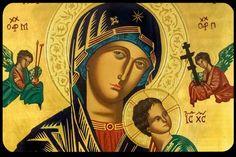 La historia del icono de la Virgen del Perpetuo Socorro