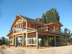 Metal Buildings - CLICK THE PIC for Lots of Metal Building Ideas. #barnhomes #steelbuildinghomes