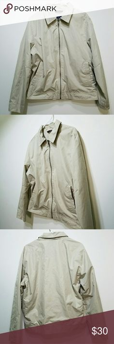 GAP Jacket for Men Slightly used; good as new; no stains; no rips; our house is pet and smoke free GAP Jackets & Coats