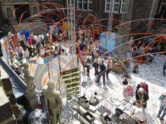 :-) Hamburg Museum - Hermès Festival des Métiers 2014 :-) Hermes, Pavilion Architecture, Street View, Museum, Hamburg, Museums