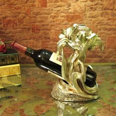 Find More Figurines & Miniatures Information about 2016 Top Fashion The New Vintage Wine Rack Manufacturers Hotel Decorative Resin Crafts Wedding Gift Promotional Ornaments ,High Quality ornaments,China ornamental decoration Suppliers from Wooden box / crafts Store on Aliexpress.com