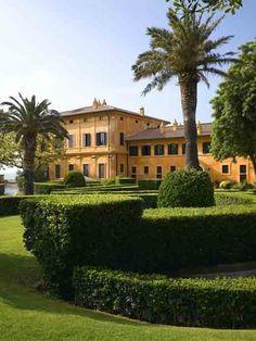 Hôtel : La Posta Vecchia, une adresse mythique