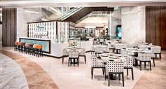 Café de la Escalera by MRZ Arquitectos, Mexico City – Mexico » Retail Design Blog