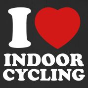 INDOOR cycle because it is just too muggy  to do it outdoors in FL!