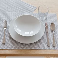 GEOMETRIC PRINT PLACEMAT (SET OF 2) - Placemats - Tableware | Zara Home Spain