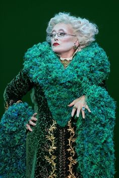 Madame Morrible. Wicked Musical, Broadway Wicked, The Witches Of Oz, Defying Gravity, Broken Leg, Music Heals, Costume Collection, Oscar Winners, 10 Anniversary