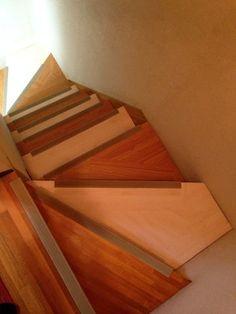 DIY:パリ風の階段✨
