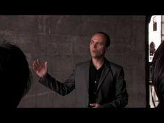 Jorge Otero-Pailos, The Ethics of Dust, 2009 - YouTube
