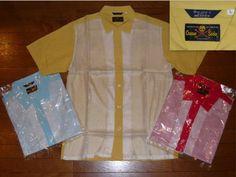 クリームソーダ 美品半袖シャツ 6枚セット ロカビリー 1950_画像1