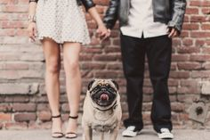 {Real Engagement} Fanny & Isidro's Motorcycle-Inspired E-Session