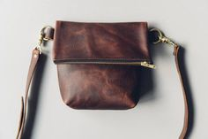 the medina satchel - brown