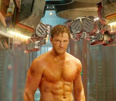 Chris Pratt's exclusive training routine for Guardians of the Galaxy