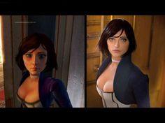 BioShock Infinite Cosplay Comparison