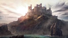 House Tarth in the Stormlands, on western coast of the island of Tarth along Shipbreaker Bay.