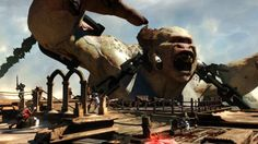 God of War: Ascension PS3 -- Click the pic and view over 21,000 game trailers, Most in HD