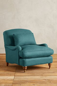 Linen Glenlee Chair, Landon #anthropologie