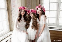 daalarna bridal 2014 wedding dresses