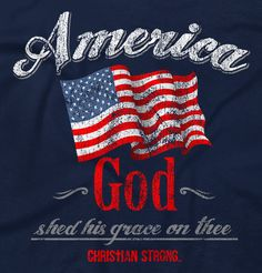 God shed his grace on thee and we as Americans should be thankful. Thomas…