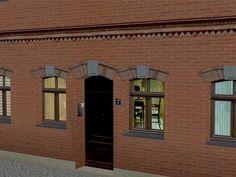 Einfaches Wohnhaus der Gründerzeit